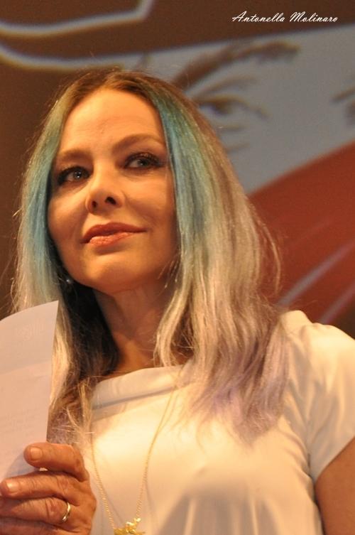 L'attrice Ornella Muti