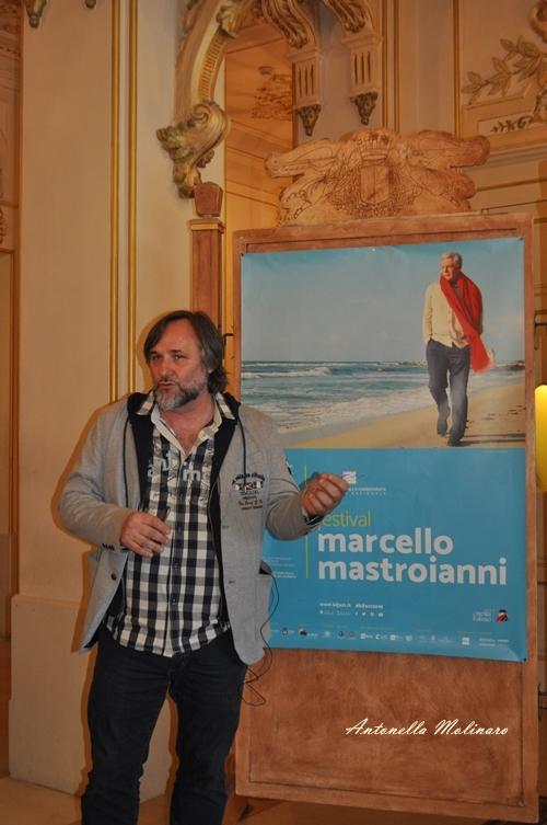 L'attore Maurizio Donadoni
