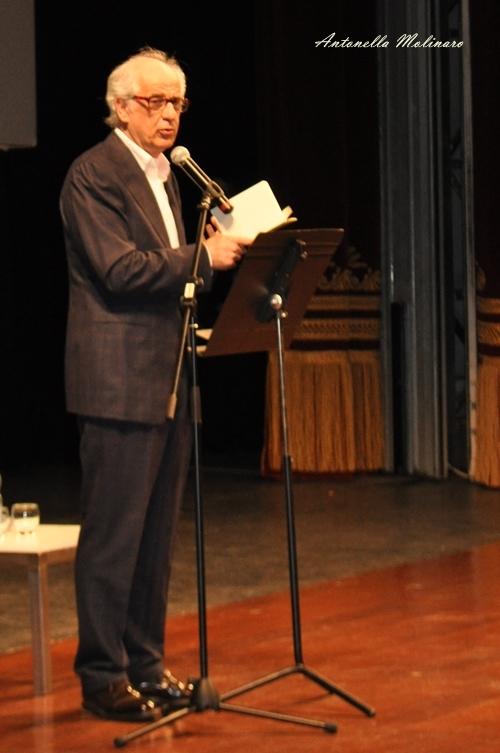 L'attore Toni Servillo