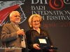 La scenografa Livia Borgognoni premiata al BIF&ST 2016
