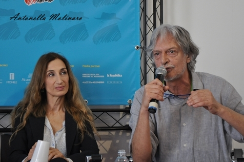 Giselda Volodi e Gigio Alberti