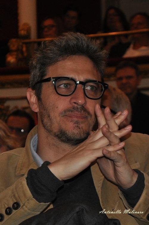 Il regista Pif