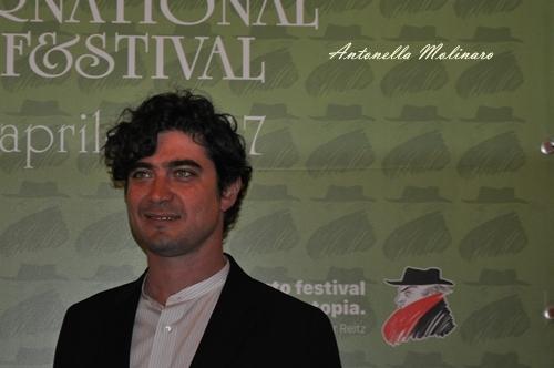 L'attore Riccardo Scamarcio