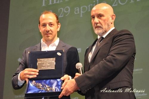 Attilio De Razza e Pierpaolo Verga