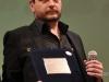 Il regista Claudio Giovannesi premiato al BIF&ST