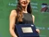 L'attrice Barbara Ronchi premiata al BIF&ST 2017