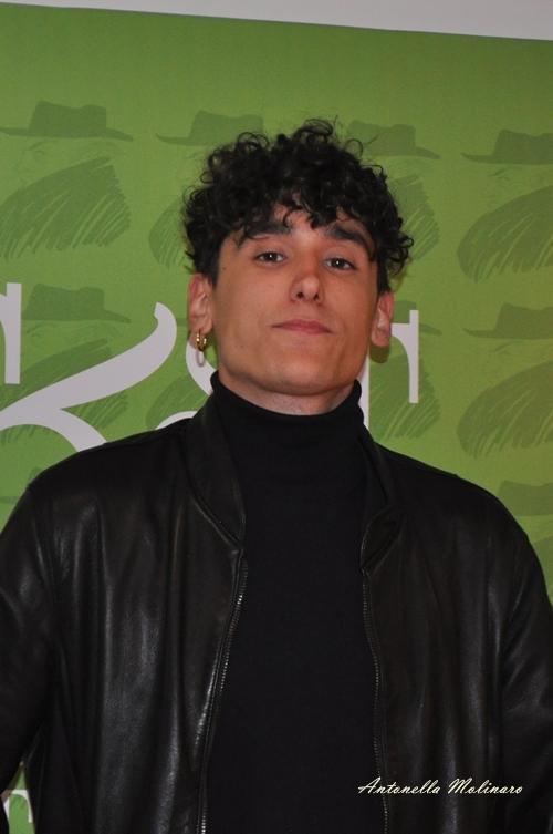 L'attore Andrea Carpenzano