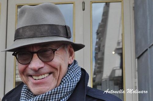Il regista Andrej Konchalovsky