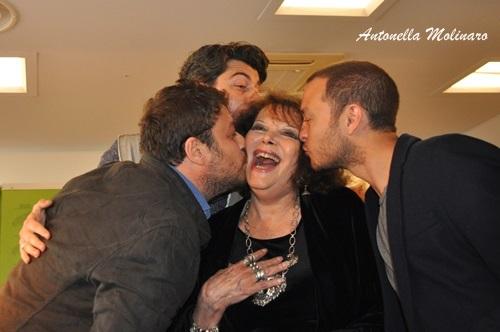 Nobili Bugie: Claudia Cardinale tra gli sceneggiatori del film