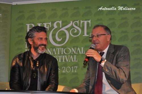 L'attore argentino Leonardo Sbaraglia