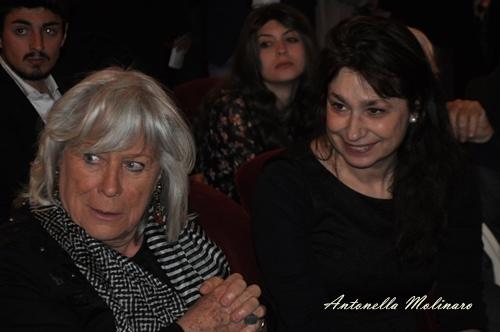 Le registe Francesca Archibugi e Margarethe Von Trotta