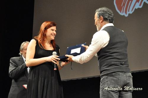 Susanna Nicchiarelli premiata per la sceneggiatura di Nico 1988