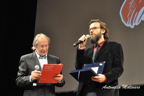 Andrea Segre premiato per il miglior soggetto de L'ordine delle cose