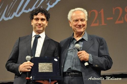 """Leonardo Alberto Moschetta premio """"Roberto Perpignani"""" per il miglior montaggio"""
