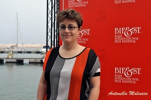 Laura Bispuri, regista di Figlia mia
