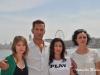 Barbora Bobulova, Roberto De Paolis, Antonella Attili e Carla Altieri