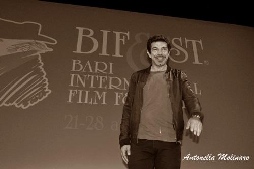 Pierfrancesco Favino al BIF&ST 2018