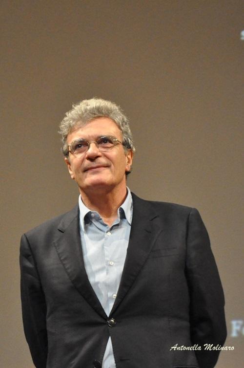 Il regista Mario Martone