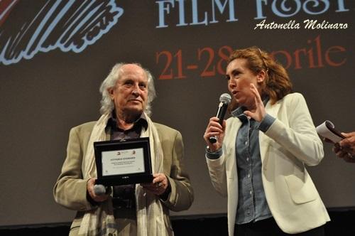 Vittorio Storaro premiato al BIF&ST