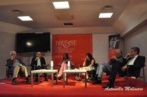 Jean Gili, Giuseppe Tornatore, Zeudi Araya, Antonella Attili, Massimo Cristaldi, Ninni Panzera