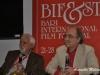 Maurizio Nichetti con Jean Gili
