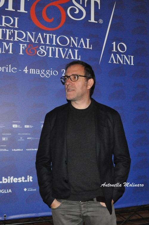 L'attore e regista Valerio Mastandrea