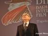Il Maestro Ennio Morricone sul palco del Petruzzelli