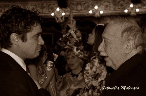 Non sono un assassino: Riccardo Scamarcio dialoga con Gianni Minà