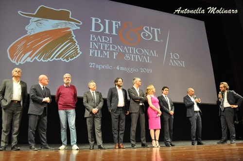 Non sono un assassino: Il cast del film