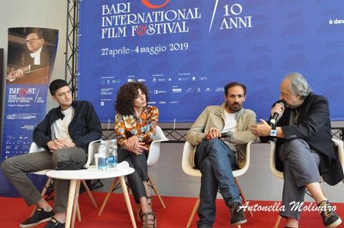 Andrea Lattanzi, Francesca Antonelli, Renato Scarpa per Manuel