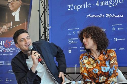 Andrea Lattanzi e Francesca Antonelli per Manuel