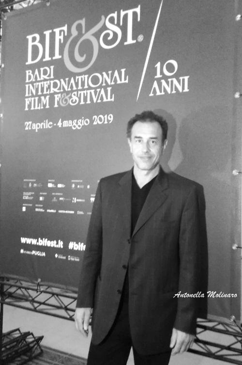 Il regista Matteo Garrone al BIF&ST