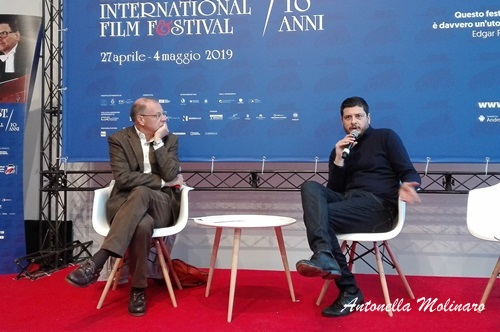 Claudio Giovannesi presenta La paranza dei bambini