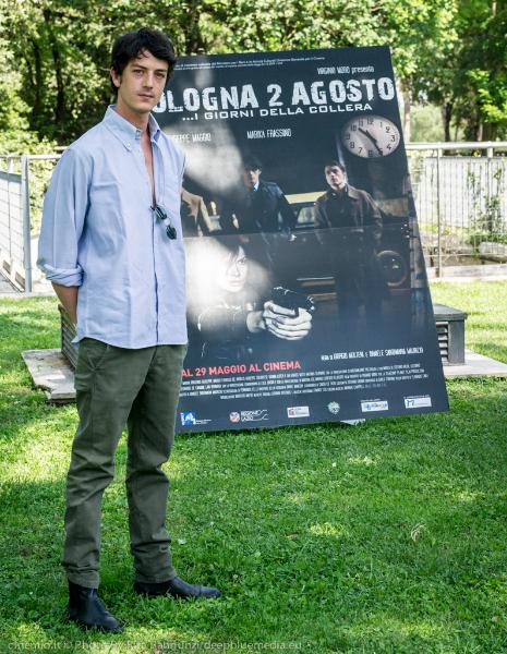 PhotcallBologna 2 Agosto...i Giorni della colleraLorenzo de Angelis