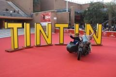 Conferenza Stampa di Tintin al festival di Roma 2011