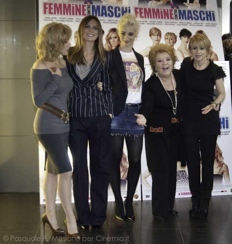 Cast Femminile