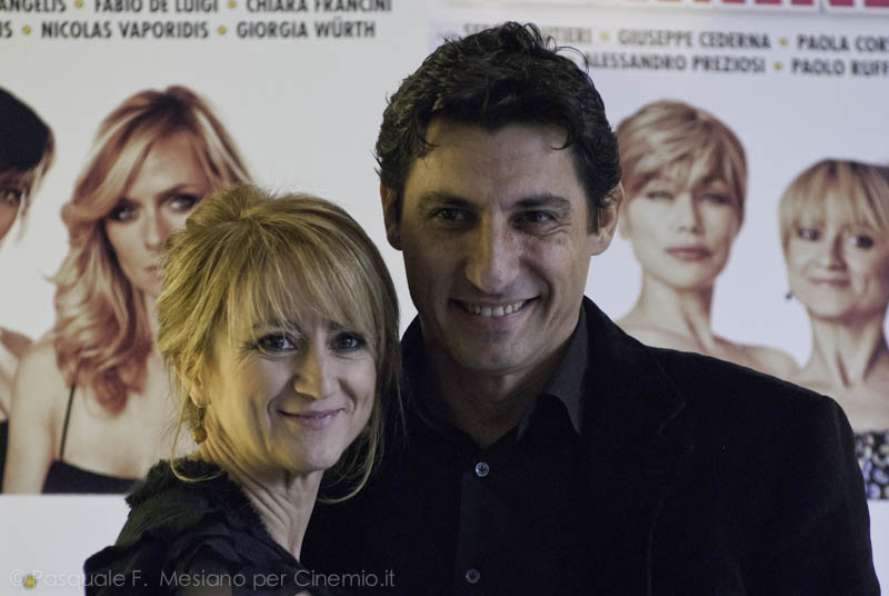 Emilio Solfrizzi e Luciana Littizzetto