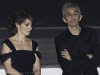 Lorenza Indovina e Sergio Rubini