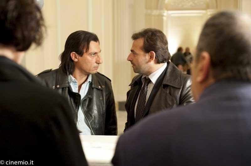 Emilio Solfrizzi ed Fabrizio Buompastore