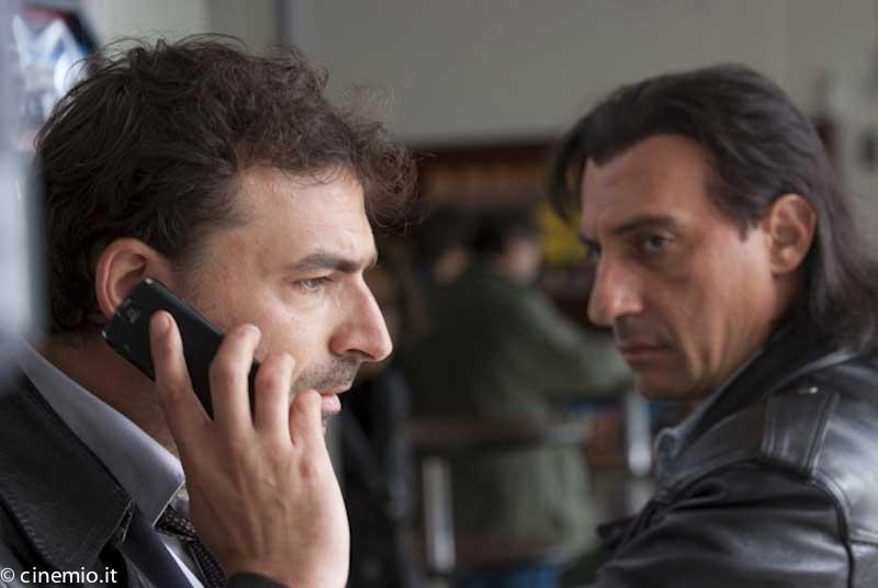 Emilio Solfrizzi ed FabrizioBuompastore