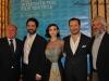 Luigi Lonigro, Matteo Rovere, Matilda De Angelis, Stefano Accorsi e Domenico Procacci