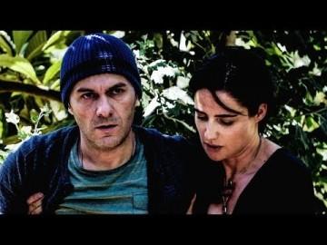 Veleno: Massimiiano Gallo e Luisa Ranieri in una scena