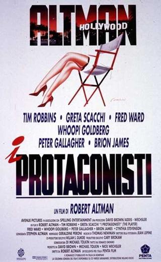 I protagonisti di Robert Altman