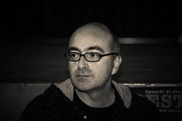 Il regista Stefano Pasetto
