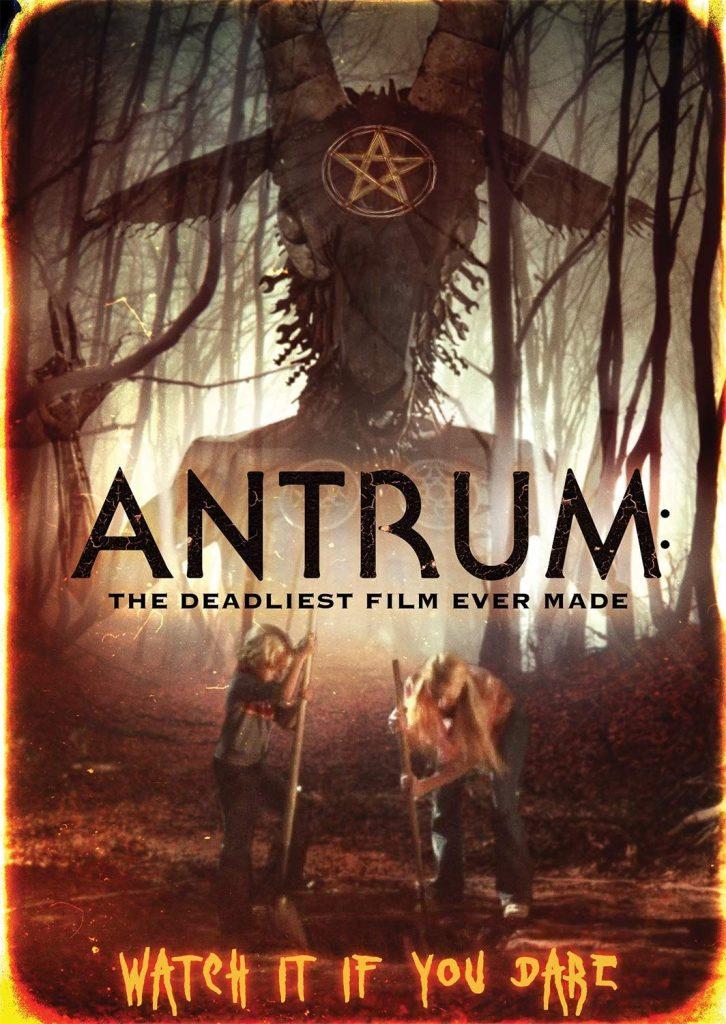 Antrum - Locandina