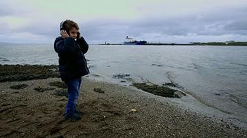 Una scena del film Tides (Maree)