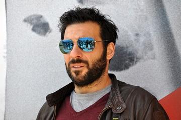 L'attore e regista Edoardo Leo