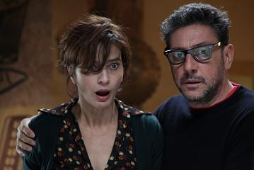 Laura Morante e Sergio Castellitto