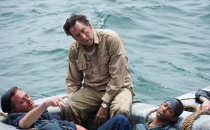 Nicolas Cage, in una scena del film 'USS Indianapolis'