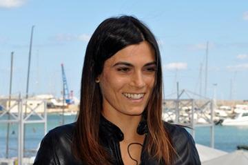 L'attrice Valeria Solarino